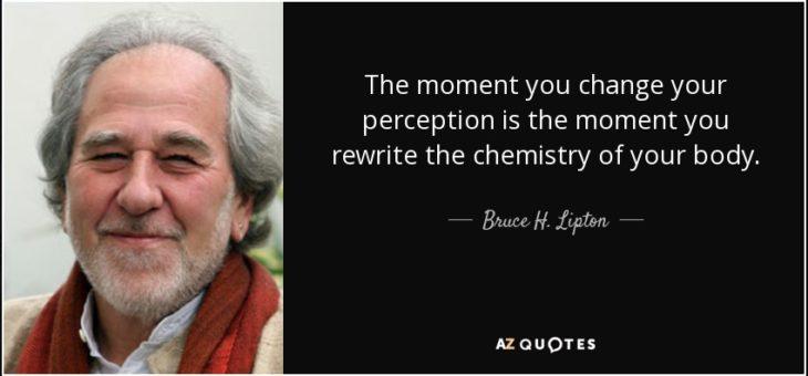 Д-р Брус Липтън за препрограмирането на съзнанието
