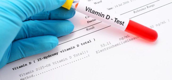 Мъжкото здраве и витамин D
