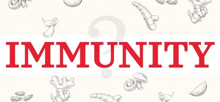 Понятието имунитет